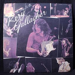 Rory Gallagher – The Story So Far (Ed Japón)