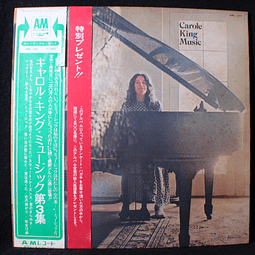 Carole King – Music (Ed Japón '71)