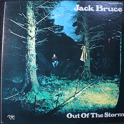 Jack Bruce – Out Of The Storm (Ed Japón)