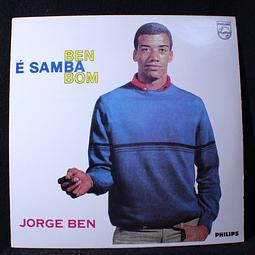 Jorge Ben – Ben É Samba Bom (Reed Mono)