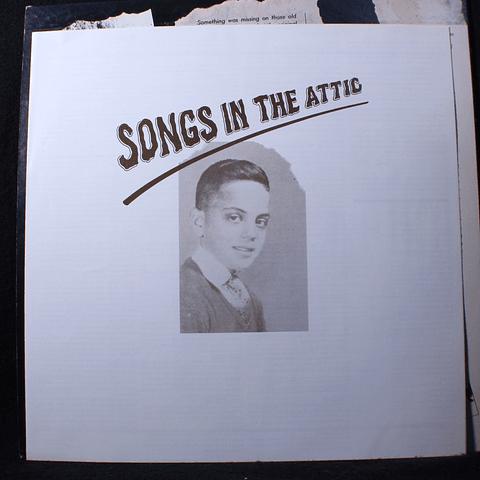 Billy Joel – Songs In The Attic (Ed Japón)