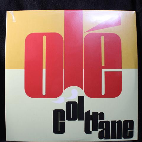 John Coltrane – Olé Coltrane (Reedición)