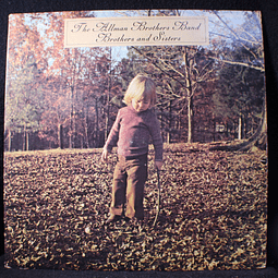 Allman Brothers Band – Brothers And Sisters (Ed USA 80s)