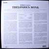 Thelonious Monk – Brilliant Corners (Reedición)