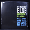 More images  Cannonball Adderley – Somethin' Else (Reedición)