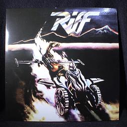 Riff – Ruedas De Metal (Reedición)