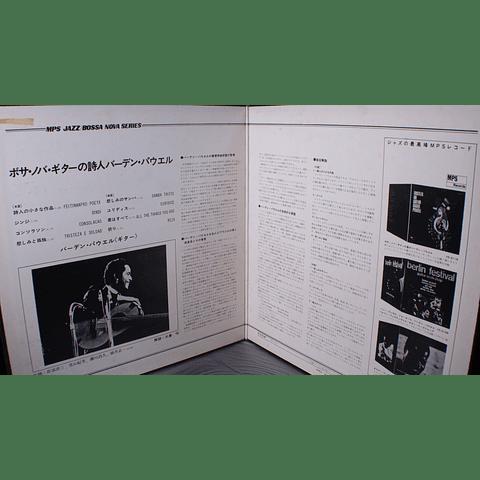 Baden Powell – Poema On Guitar (Ed Japón)