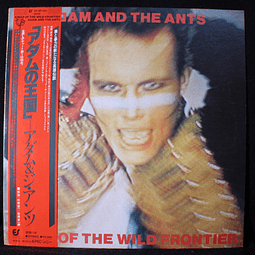 Adam And The Ants – Kings Of The Wild Frontier (Ed Japón)