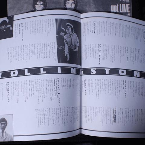 Rolling Stones – Got Live If You Want It! (Ed Japón)