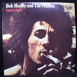 Bob Marley & The Wailers – Catch A Fire (Ed USA 80's)