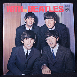 Beatles – With The Beatles (Ed Japón '69)