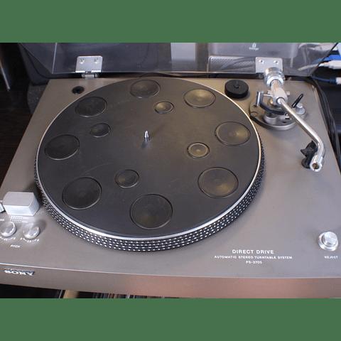 Tornamesa SONY PS-3700 Direct Drive