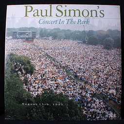 Simon, Paul - Paul Simon's Concert In The Park