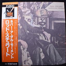 Rod Stewart – Never A Dull Moment (Ed Japón)