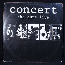 Cure, The – Concert - The Cure Live