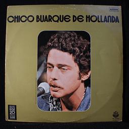 Chico Buarque De Hollanda (2xLPs, compilado 60s)