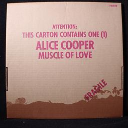 Alice Cooper – Muscle Of Love (ed Japón, lujo en caja de carton)