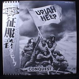 Uriah Heep – Conquest (Ed Japon)