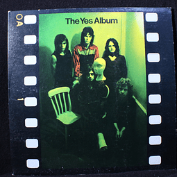 Yes – The Yes Album 1a (Ed USA)