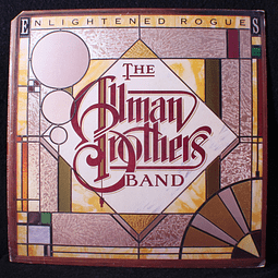 Allman Brothers Band – Enlightened Rogues (1a Ed USA)