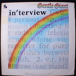 Gentle Giant – Interview (EdUSA)