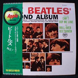 Beatles – Second Album (Ed Japón MONO)