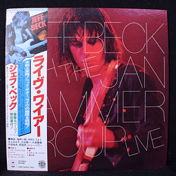 Jeff Beck With The Jan Hammer Group – Live (Ed Japón)
