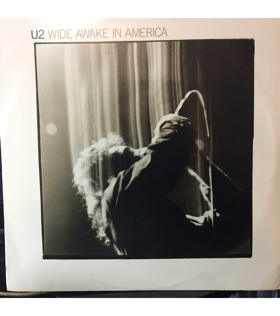 U2 ‎– Wide Awake In America