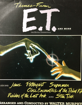 Walter Murphy – Themes From E.T. The Extra Terrestrial And More
