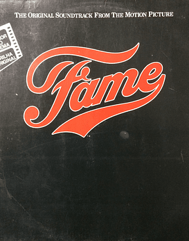 Various ‎– Fame (Trilha Sonora Original Do Filme)