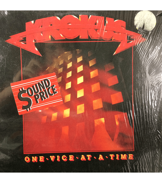 Krokus ‎– One Vice At A Time