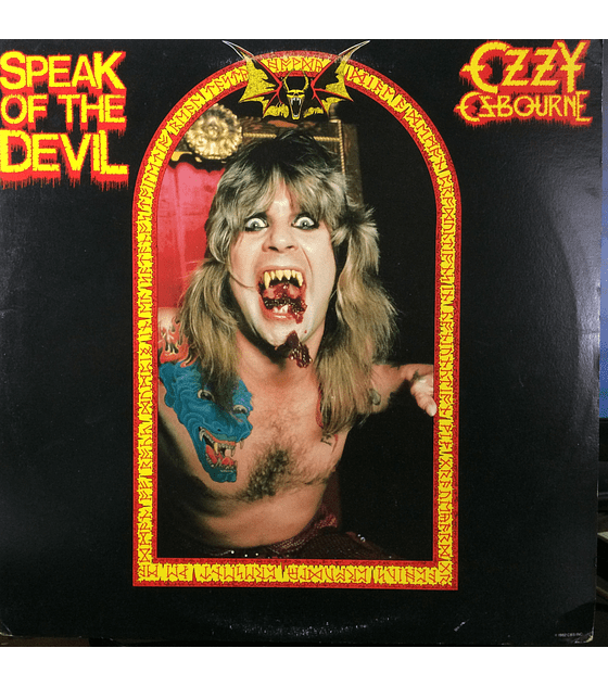 Ozzy Osbourne ‎– Speak Of The Devil