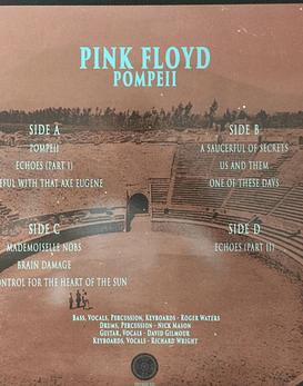 Pink Floyd – Pompeii