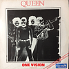 Queen ‎– One Vision (Extended Vision)
