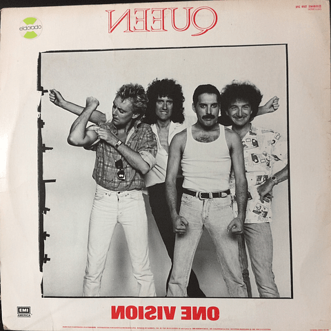Queen – One Vision (Extended Vision)