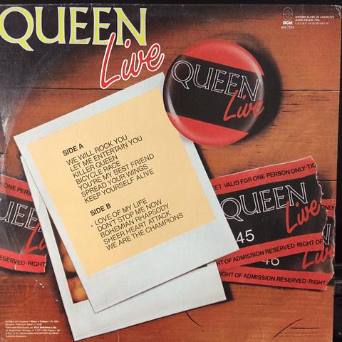 Queen – Live