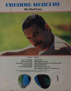 Freddie Mercury (Queen) – Mr. Bad Guy