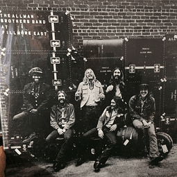Allman Brothers Band – The Allman Brothers Band At Fillmore East 1a ED USA