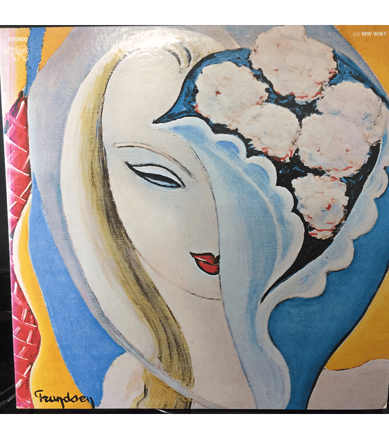 Eric Clapton Derek & The Dominos ‎– Layla And Other Assorted Love Songs