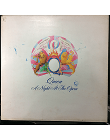 Queen – A Night At The Opera (1a Ed UK)