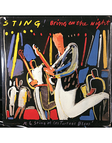 Sting ( Police )– Bring On The Night