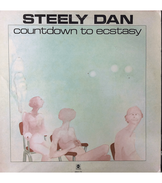 Steely Dan ‎– Countdown To Ecstasy (EX EX+ Ed USA 70s)
