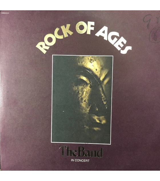 The Band – Rock Of Ages: The Band In Concert (orig. USA)