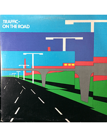 Traffic – On The Road (1a Ed USA)