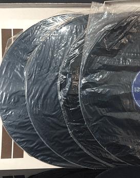 Chico Buarque – Um Operário Em Construção (BOX 4LPs + libreto)