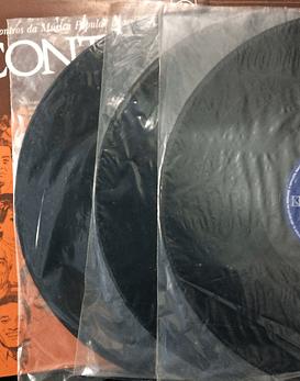 Various – Encontros 33 Dos Maiores Encontros Da Música Popular Brasileira (BOX 3LPs)