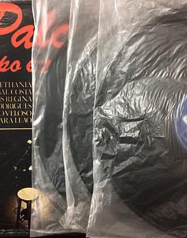 Maria Bethânia / Chico Buarque / Gal Costa / Jorge Ben / Elis Regina / Gilberto Gil / Jair Rodrigues / Baden Powell / Caetano Veloso / Vinicius De Moraes / Nara Leão / MPB-4* – Palco Corpo E Alma ...