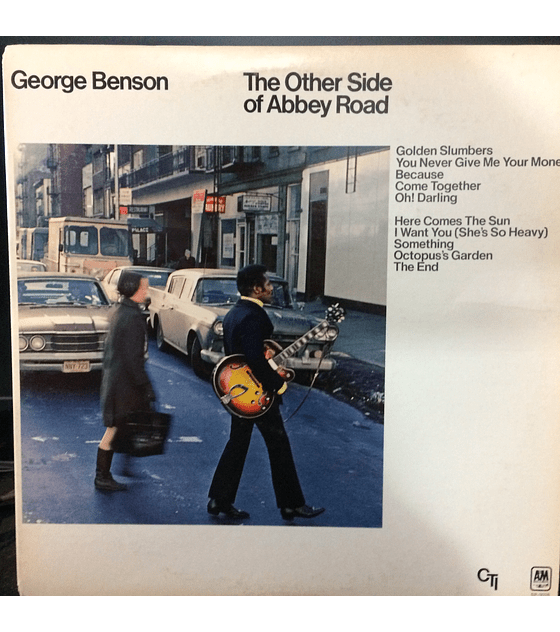 George Benson ‎– The Other Side Of Abbey Road (Beatles tribute)