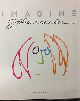 John Lennon ‎– Imagine - Music From The Motion Picture (Beatles)