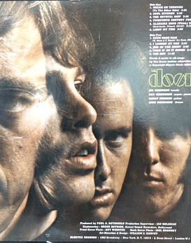 Doors, The ‎– The Doors (orig USA)